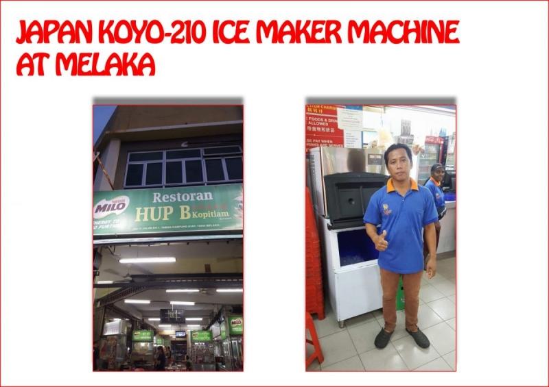 Koyo Ice Machine Malaysia - Customers
