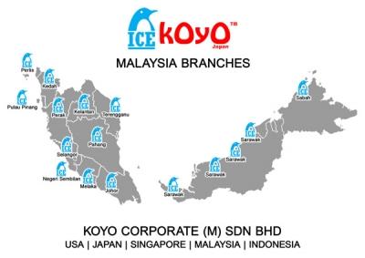 Ice Machine Malaysia Koyo Branches