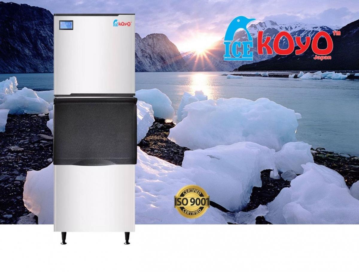 KOYO ICE MAKER MACHINE W180 - W210