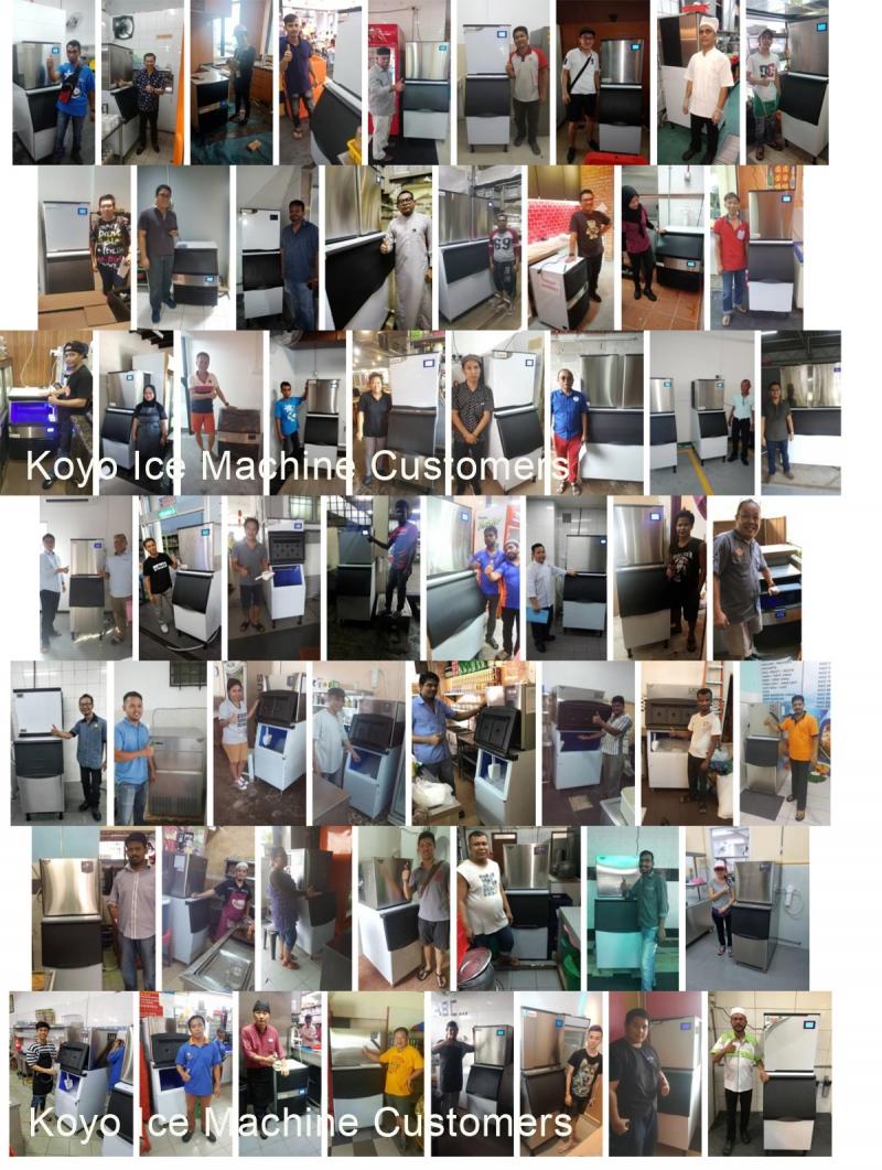 Koyo Ice Customes
