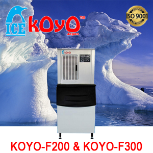 KOYO F200 KOYO-F300 ICE MACHINE