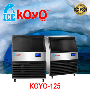 KOYO-K125 ICE MACHINE RENTAL