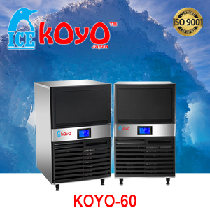 KOYO-K60 ICE MACHINE RENTAL