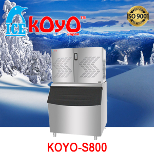 KOYO-S800 ICE MACHINE