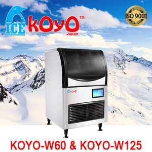 KOYO-W60 & KOYO-W125 ICE MACHINE